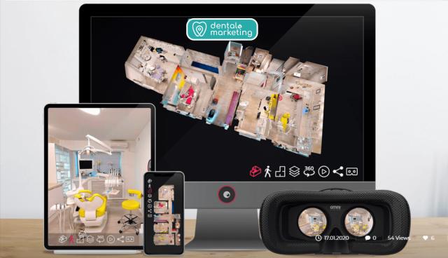OMNIvision și Dental Marketing – împreună pentru prezentarea interactivă a clinicilor stomatologice