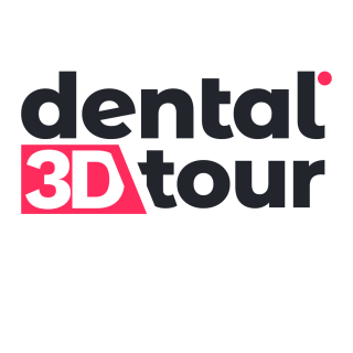 logo Dental 3D Tour, Dental Marketing