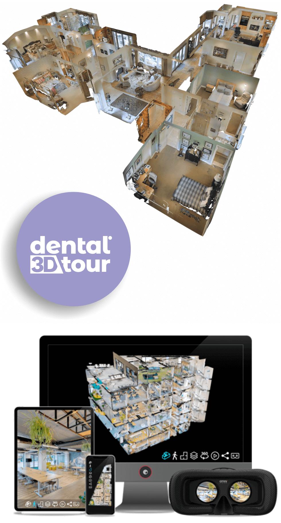 tururi virtuale pentru dermatologie, medicina dermatologica - tururi 360